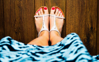 The benefits of having a pedicure